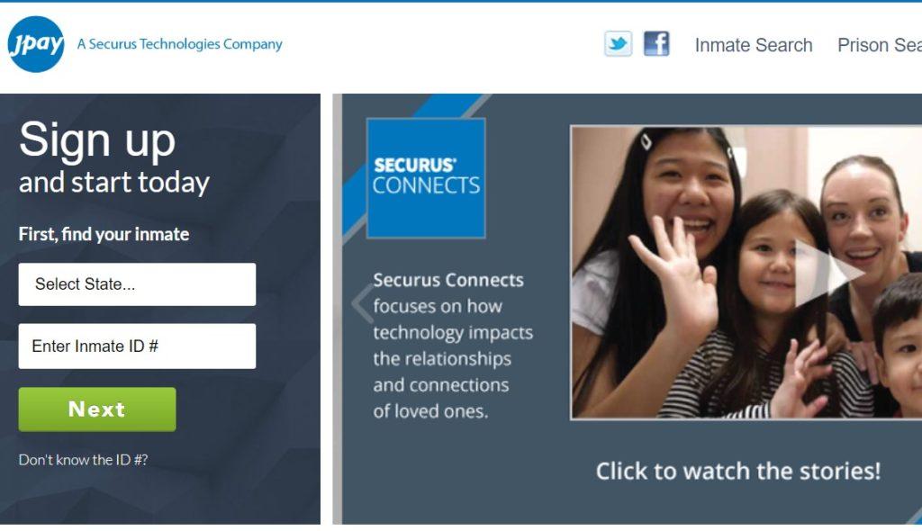 Jpay com website